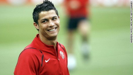 Cristiano Ronaldo is adored by Manchester United fans after his first spell at the club.