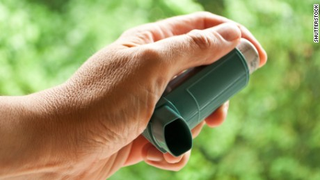 Asthma, on rise in older adults, tends to be ignored
