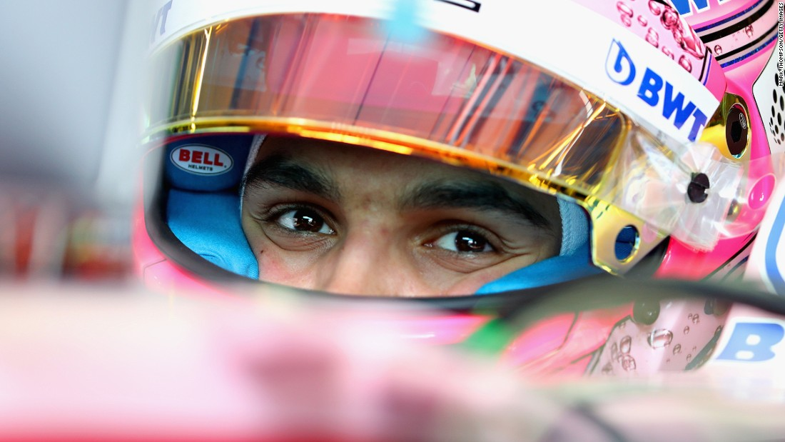 Still only 20 years old, Esteban Ocon has impressed in his first full season in Formula One.