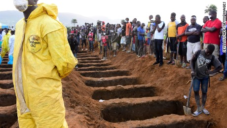 Sierra Leone buried at least 300 victims of devastating floods.