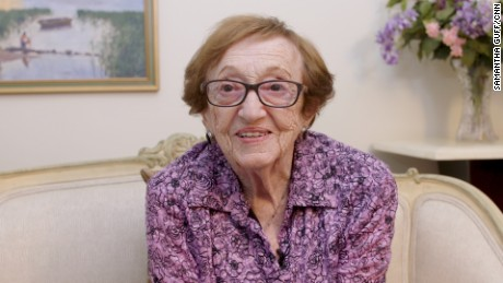 Holocaust survivor: Silence is 'approval' of racism