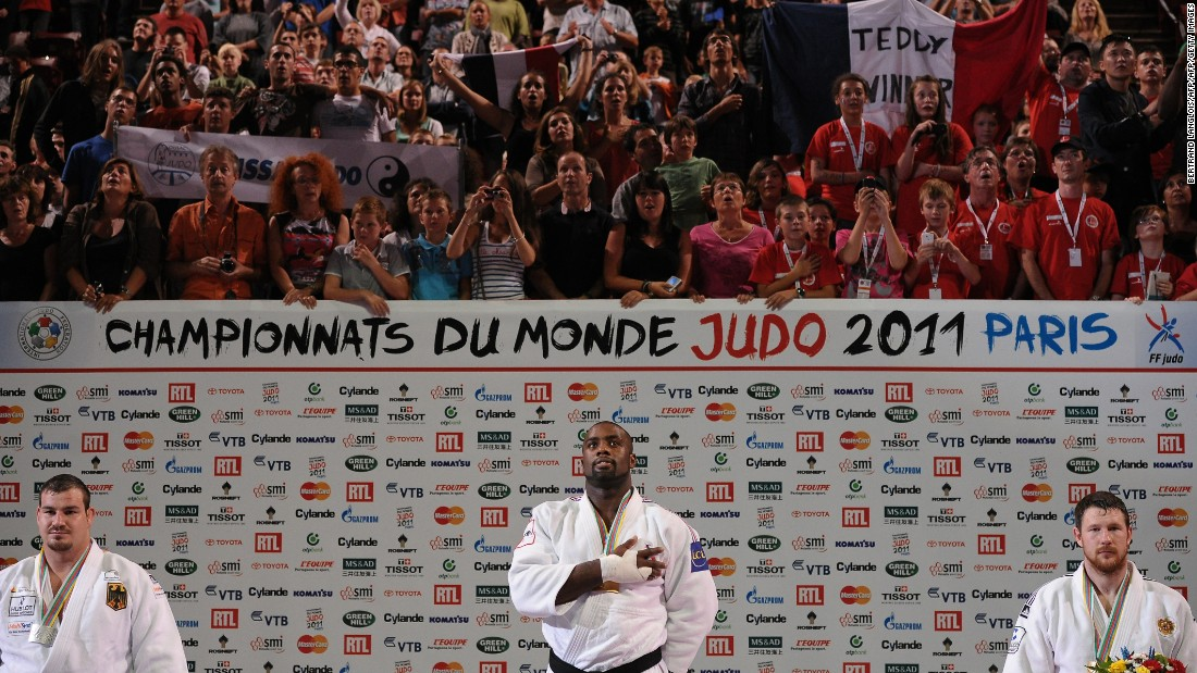 The Parisian was fortunate enough to have the opportunity to fight in his home city and win gold at the 2011 World Championships, another night he puts in his top three career moments.