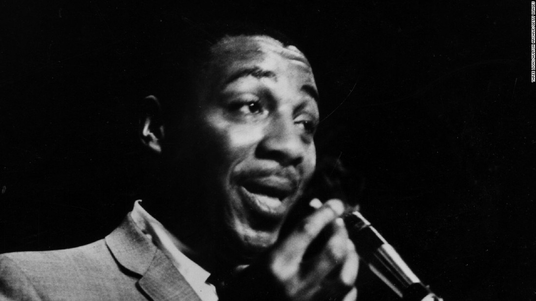 "Comedian and civil rights activist <a href=""http://www.cnn.com/2017/08/19/entertainment/dick-gregory-obit/index.html"" target=""_blank"">Dick Gregory</a>, who broke barriers in the 1960s and became one of the first African-Americans to perform at white clubs, died on August 19. He was 84."