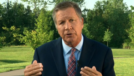 Kasich: Rooting for Trump to 'get it together'