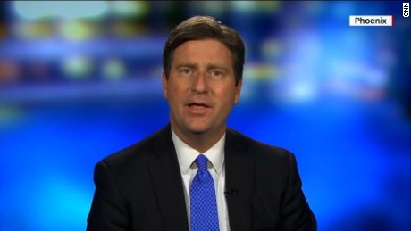 phoenix mayor greg stanton trump rally criticism sot ebof_00011620