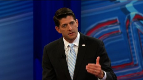 paul ryan end date afghanistan town hall tapper_00005205