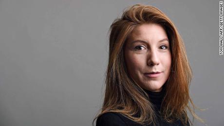 This family handout photo released on August 12, 2017 shows Swedish journalist Kim Wall who was allegedly on board a submarine south of Copenhagen before it sank on August 11, 2017.