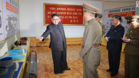 New North Korea photos reveal hidden details of missile program