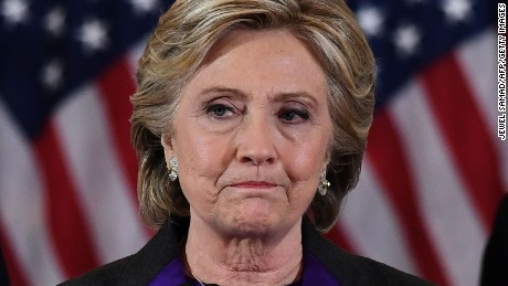 Clinton examines election loss in new book