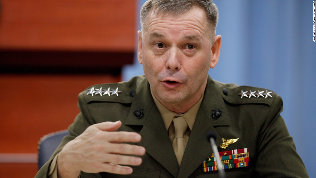 "In his final days in office, President Barack Obama pardoned retired Gen. James Cartwright, former vice chairman of the US Joint Chiefs of Staff. <a href=""http://www.cnn.com/2016/10/17/politics/general-cartwright-pleads-guilty-leaking-information/index.html"">Cartwright pleaded guilty</a> in federal court in October 2016, admitting he lied to investigators in 2012 when questioned about whether he leaked top secret information to journalists about US efforts to sabotage Iran's nuclear program."