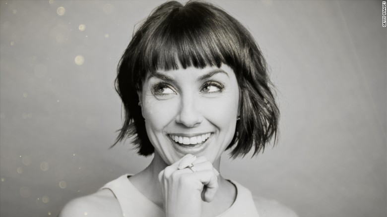 Constance Zimmer is the real deal