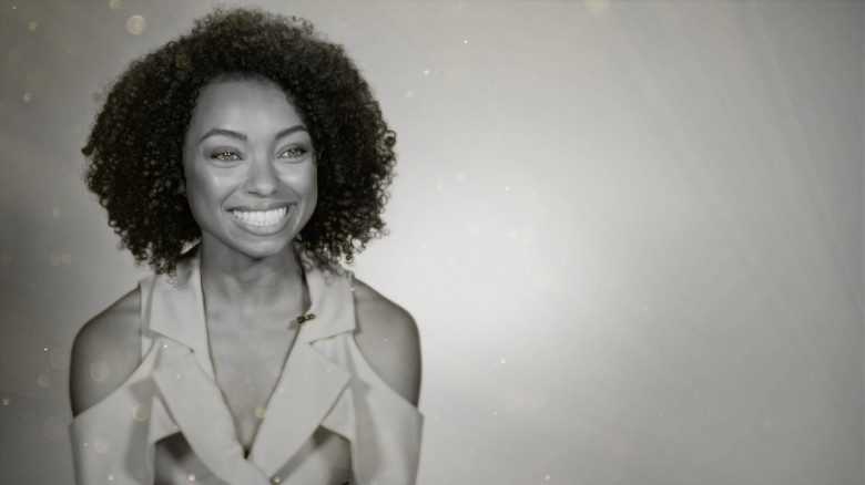 Logan Browning wants to represent