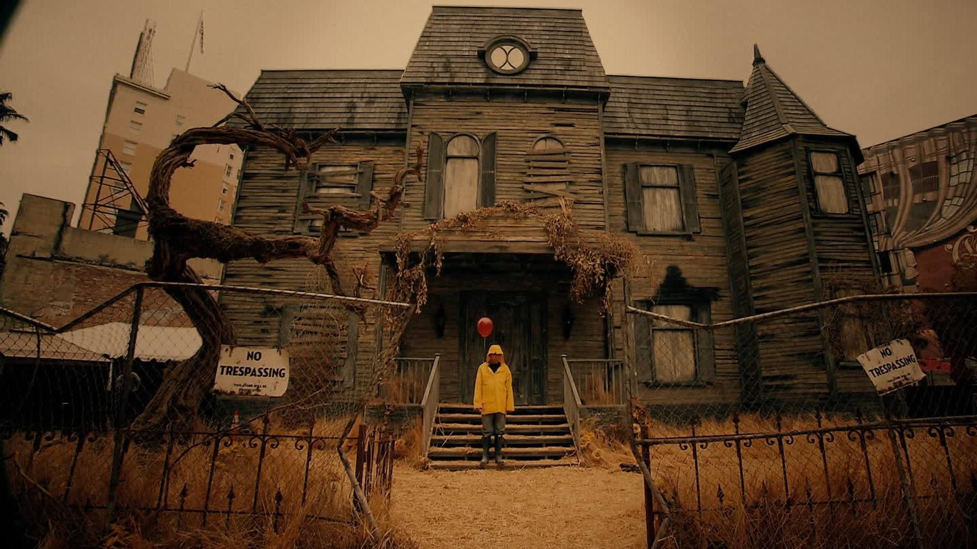 This IT inspired haunted house will terrify you CNN Video