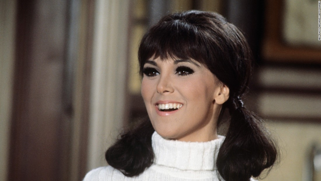 "Lydia Santos, 63: ""Marlo Thomas. As a very young girl, I thought I had to get married to leave my parents' home and have my own life. She was very inspiring to be a young, pretty, impressionable girl with her independence and having a career and her own place to live and not having to be married to do so."""