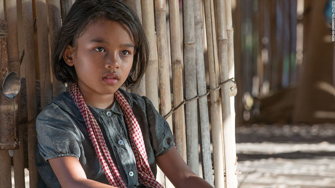 "<strong>""First They Killed My Father"": </strong>Angelina Jolie directed this film based on the 2000 non-fiction book written by Loung Ung about her life during the Khmer Rouge years in Cambodia. <strong>(Netflix) </strong>"
