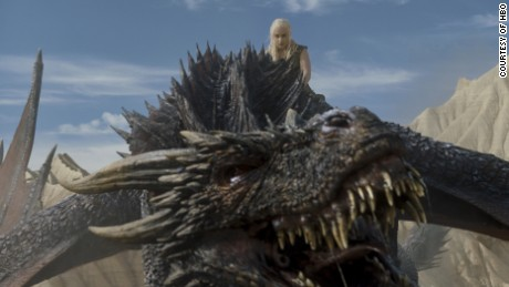 HBO reveals 'Game of Thrones' final season air date