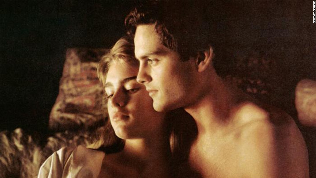 "<strong>""Endless Love"":</strong> Brooke Shields and Martin Hewitt star as young lovers in the 1981 adaptation of the novel of the same name by Scott Spencer.<strong> (Hulu) </strong>"