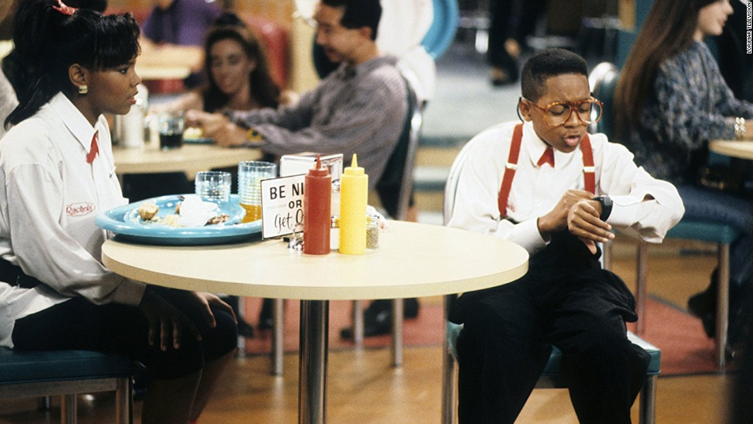 "<strong>""Family Matters"": </strong>This hit ABC series made Jaleel White (as Steve Irkle) a superstar, playing opposite Kellie Shanygne Williams. Fans got to watch them grow up over almost a decade.<strong> (Hulu) </strong>"