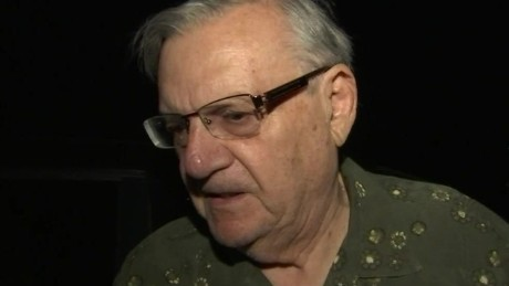 Arpaio on pardon: Thought it was fake document
