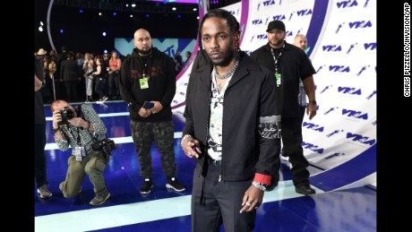 MTV Video Music Awards 2017 red carpet