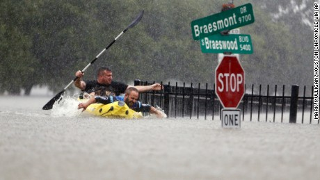 Did climate change impact Hurricane Harvey?
