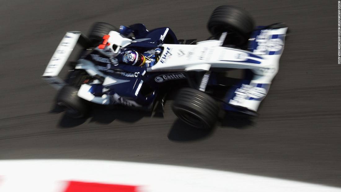 Juan Pablo Montoya set the fastest lap in the history of Formula One at Monza back in 2004. The Colombian drove his Williams car at an average speed of almost 163 mph (262 kph) during pre-qualifying for the Italian Grand Prix.