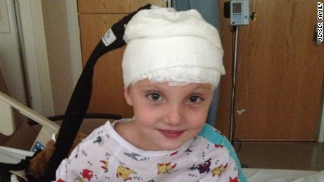 Madison Jensen was diagnosed and treated for autoimmune encephalitis.