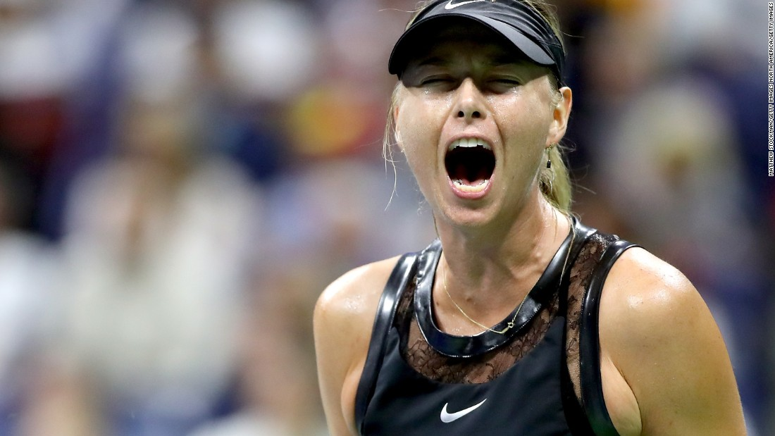 Maria Sharapova will be playing in her first full season since returning from a doping ban in April. Originally given a two-year ban for testing positive for meldonium, her punishment was reduced to 15 months.