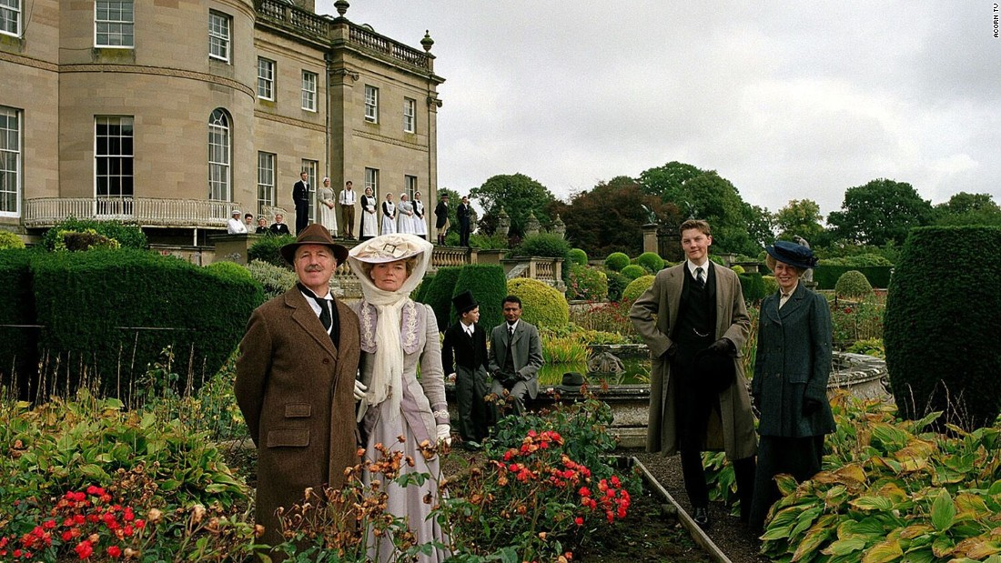 "<strong>""Edwardian Country House"":</strong> Broadcast in the U.S. on PBS as ""Manor House,"" this Channel 4 reality series follows an Edwardian Country House in Scotland that is brought back to life. <strong>(Acorn TV)</strong>"