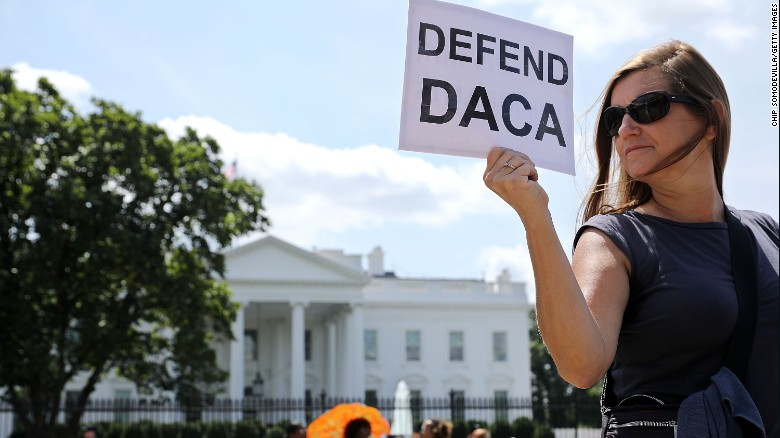 Trump expected to end DACA program