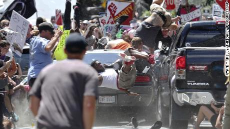 Video shows what happened in Charlottesville