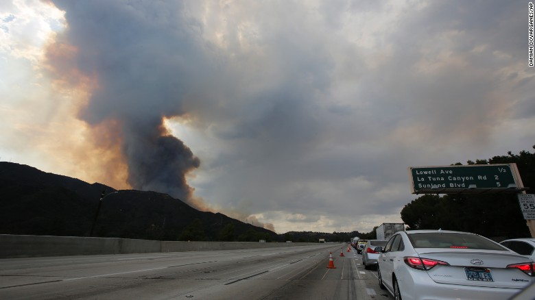 Los Angeles County under state of emergency