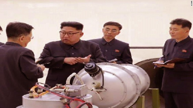 N. Korean media: Kim Jong Un visits nuke lab