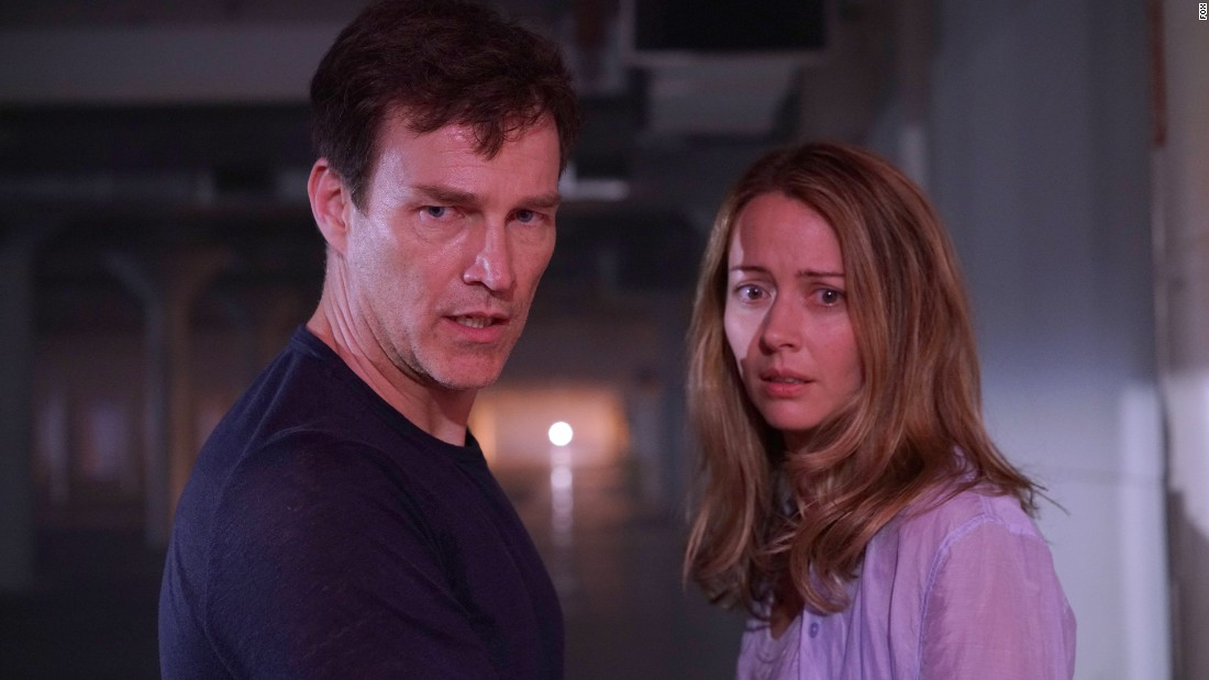 "Loosely spun out of Marvel and Fox's ""X-Men"" franchise, Stephen Moyer and Amy Acker star as parents suddenly put on the run when they discover their teenagers have mutant powers, encountering other mutants in the process."