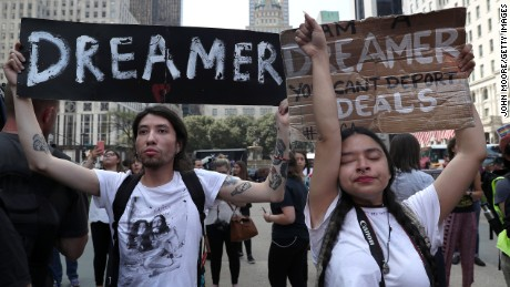 Los Angeles Mayor Eric Garcetti: Give Dreamers chance my grandfather had