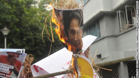 Aung San Suu Kyi: The rise and fall of Asia's Mandela?
