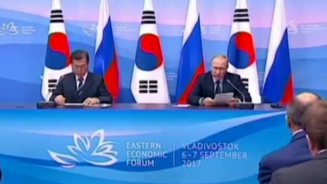 Putin on N. Korea: We must be cold-blooded