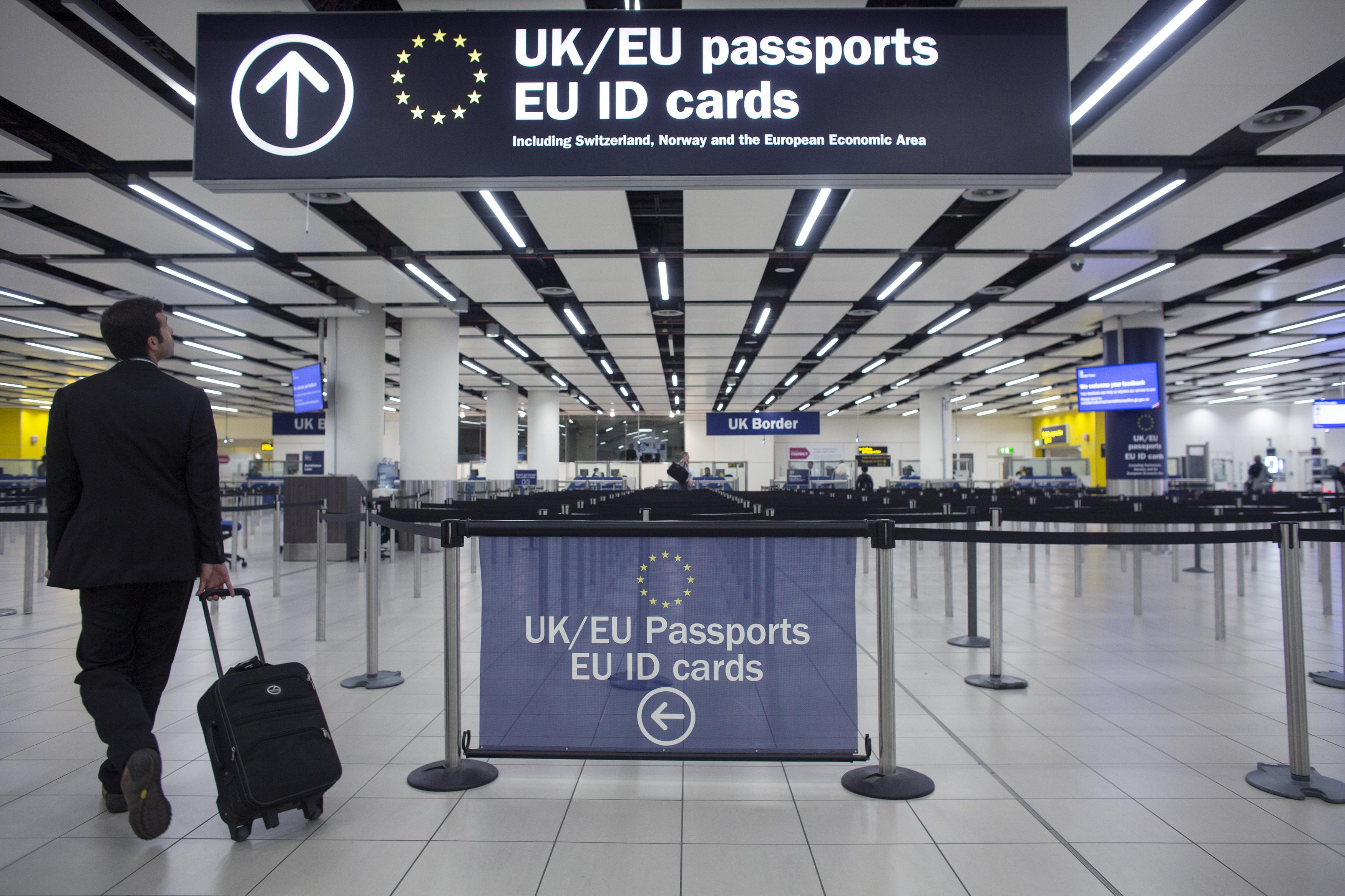 AI lie detector tests to get trial run at EU airports | CNN Travel