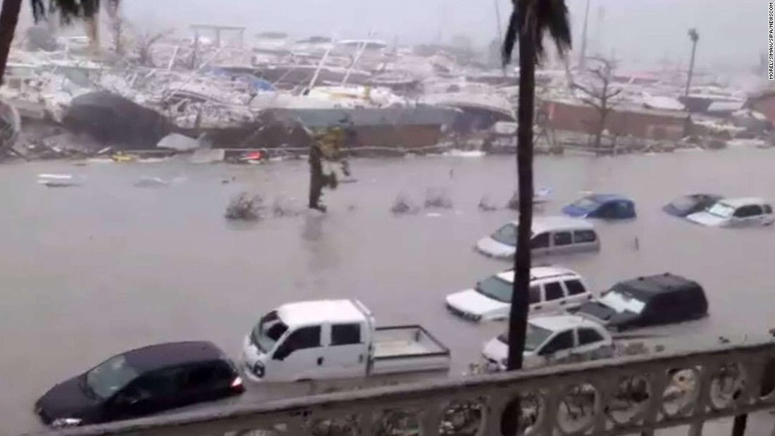 Hurricane Irma: Powerful storm blamed for three deaths