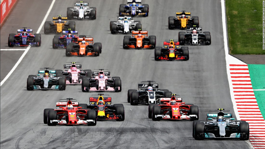 Bottas gave another example of why Mercedes chose him to replace Nico Rosberg at the German team. The Finn dominated the Austrian Grand Prix weekend -- qualifying in pole before keeping Vettel at bay in the race. Hamilton who started from eighth on the grid battled back to fourth. <br /><br /><strong>Drivers' title race after round 9</strong><br />Vettel 171 points<br />Hamilton 151 points<br />Bottas 136 points