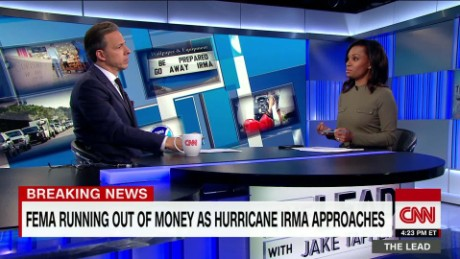 Does FEMA have money to handle 2 major storms?