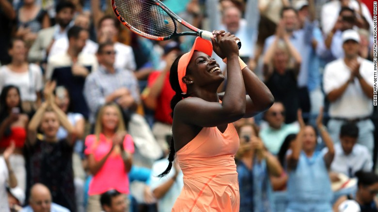 Stephens defeats Williams for US Open finals