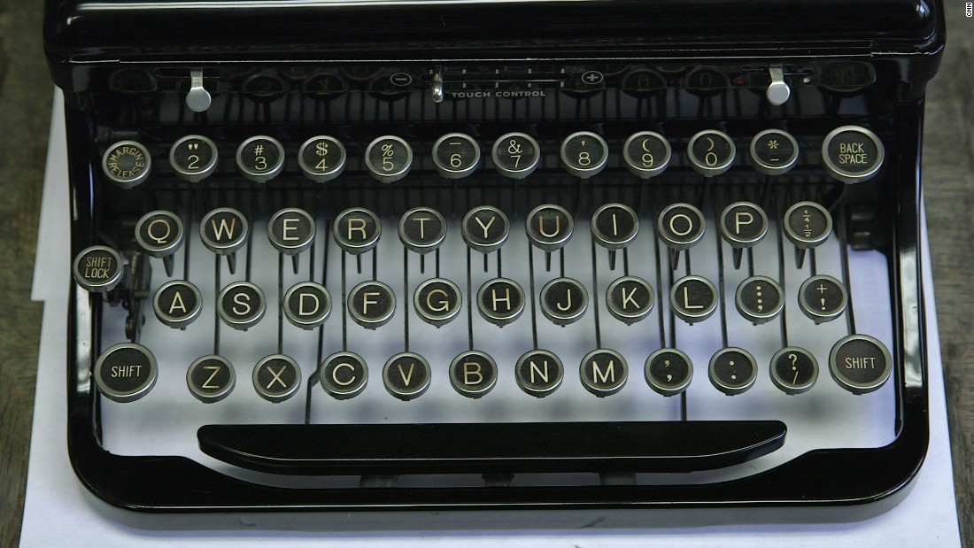 image of Meet one of the last typewriter repairmen