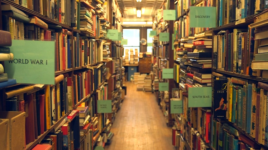 image of Inside New York's oldest bookstore