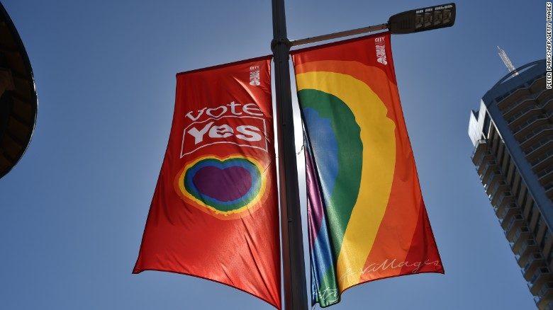 Australia to vote on same-sex marriage