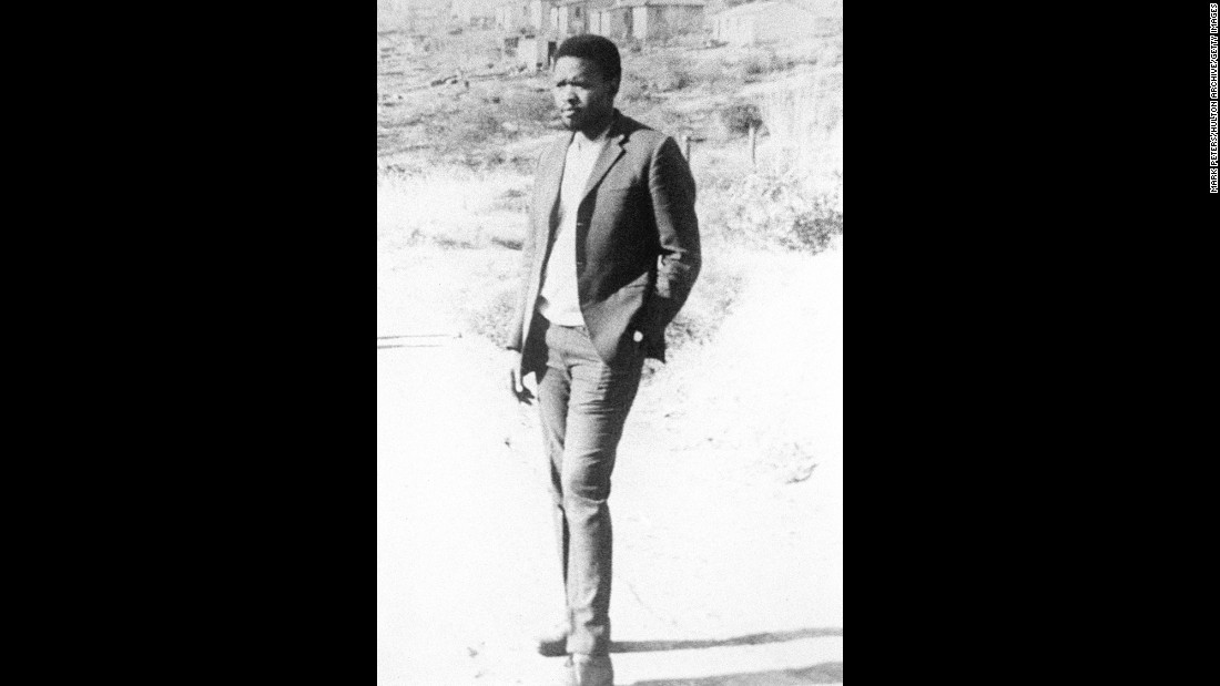 "Biko argued psychological liberation was an important factor in the struggle: ""the most potent weapon in the hands of the oppressor is the mind of the oppressed,"" he said."