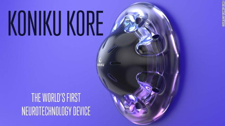 Koniku Kore, a new device that may be able to detect explosives and cancer cells.