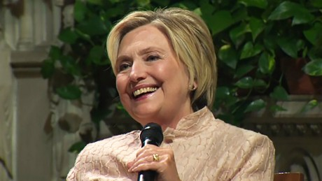 Hillary Clinton speaks on faith (full remarks)