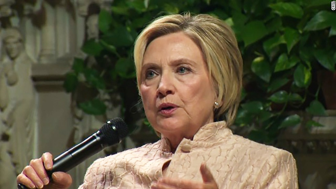 Clinton: I relied on prayer, yoga and 'my fair share of Chardonnay' after 'devastating' 2016 loss