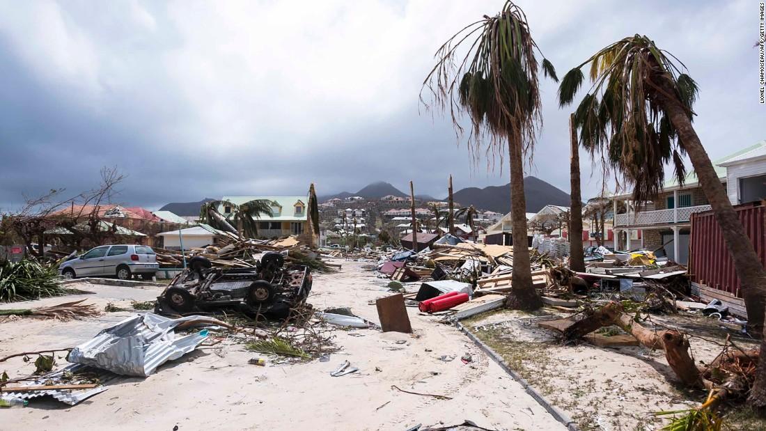 Cooper Island Beach Club Irma